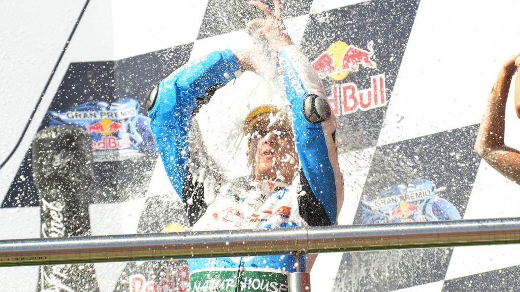 Luis Salom, Pons HP 40, ARG RACE