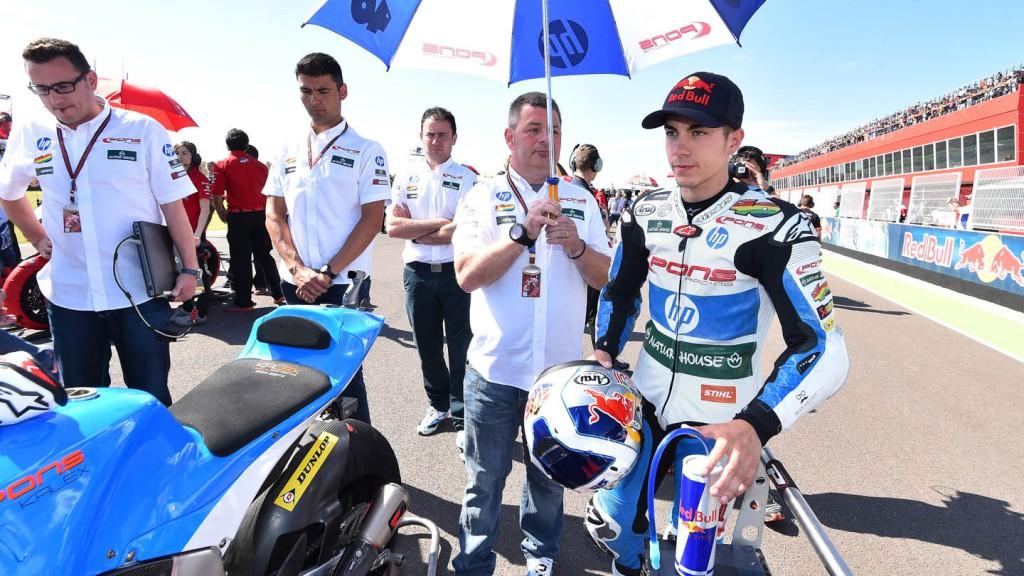 Maverick Viñales, Pons HP 40, ARG RACE