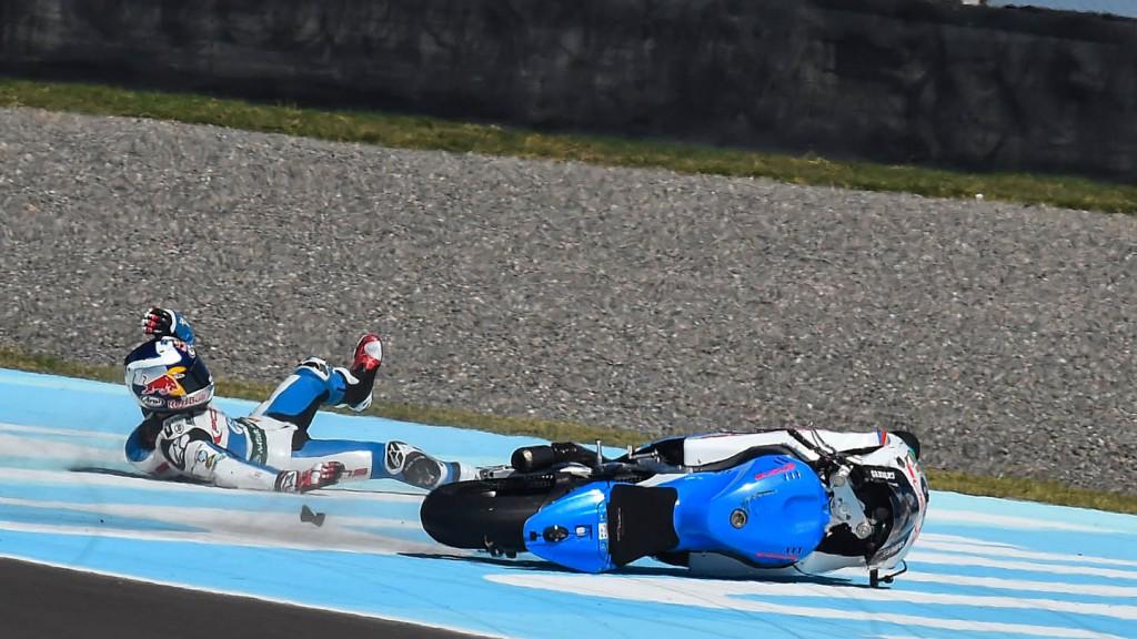Maverick Viñales, Pons HP 40, ARG, RACE