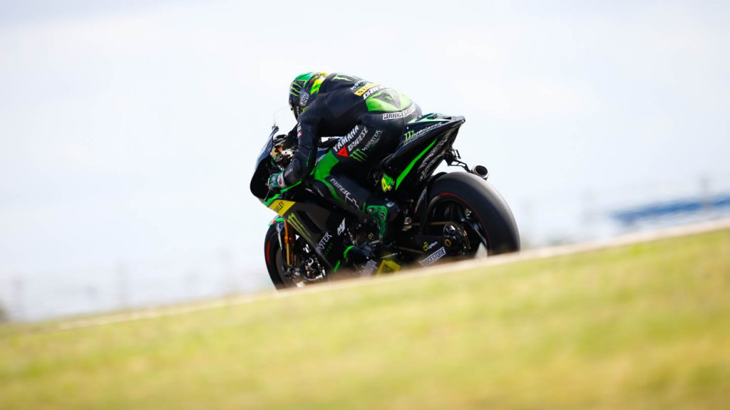 Pol Espargaro, Monster Yamaha Tech 3, ARG WUP