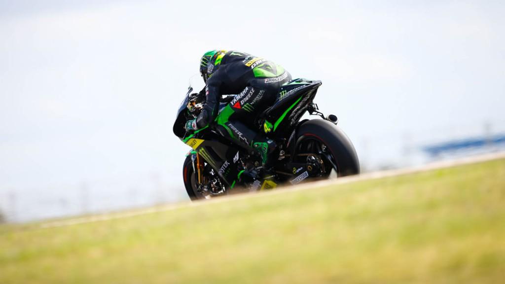 Pol Espargaro, Monster Yamaha Tech 3, ARG WUP