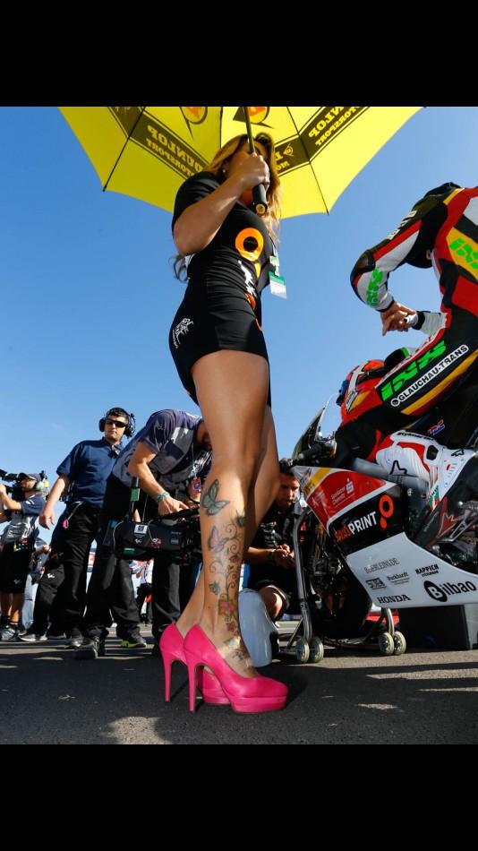motogp.com · Paddock Girls, Gran Premio Red Bull de la República Argentina