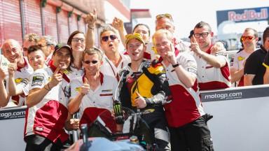 Esteve Rabat, Marc VDS Racing Team, ARG RACE