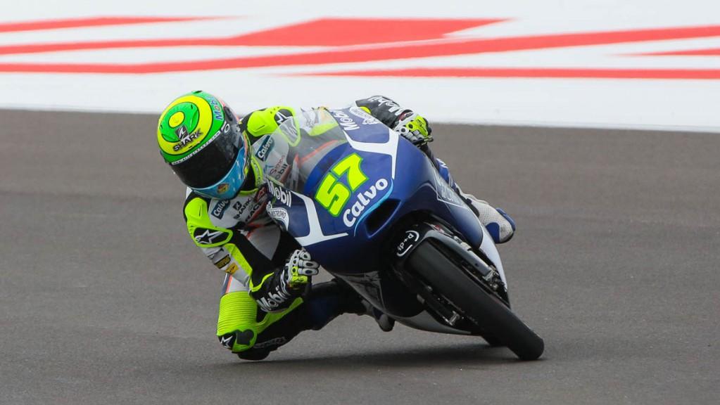 Eric Granado, Calvo Team, ARG RACE