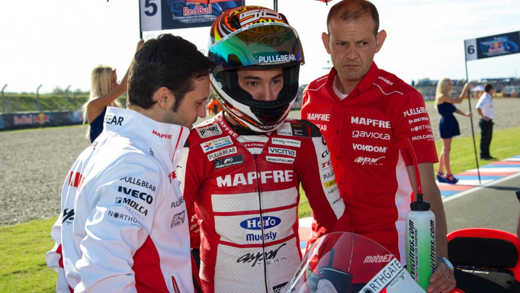 Juanfran Guevara, Mapfre Aspar Team Moto3, ARG RACE