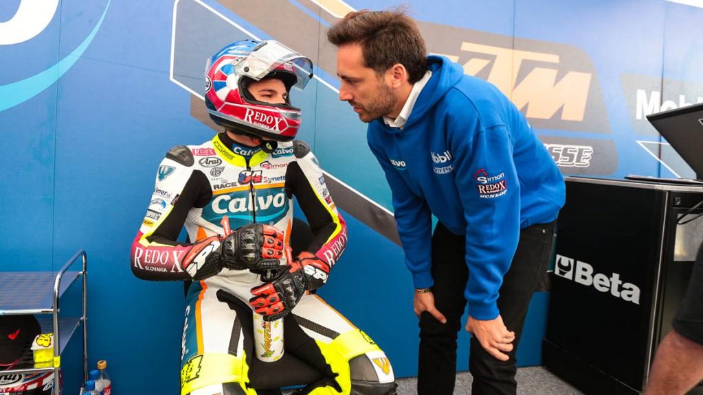 Jakub Kornfeil, Calvo Team, ARG RACE