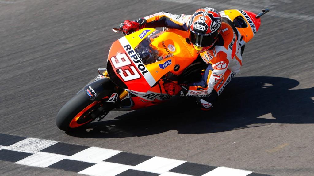 Marc Marquez, Repsol Honda Team, ARG RACE