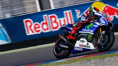 Jorge Lorenzo, Movistar Yamaha MotoGP, ARG RACE