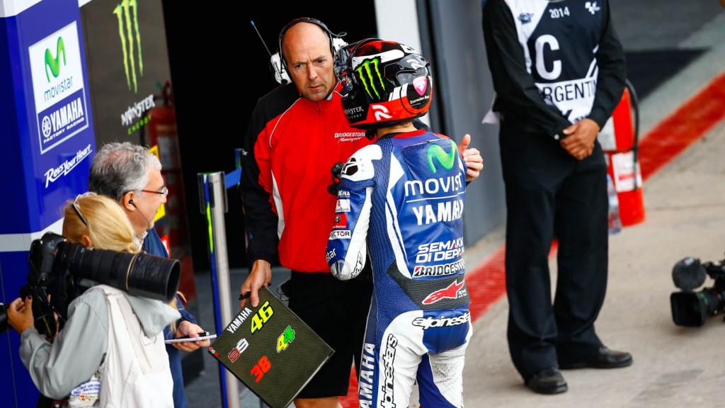 Jorge Lorenzo, Movistar Yamaha MotoGP, ARG WUP