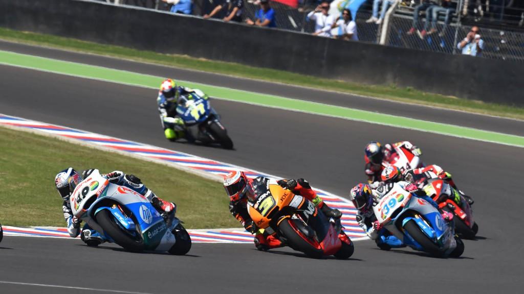 Moto2, ARG RACE