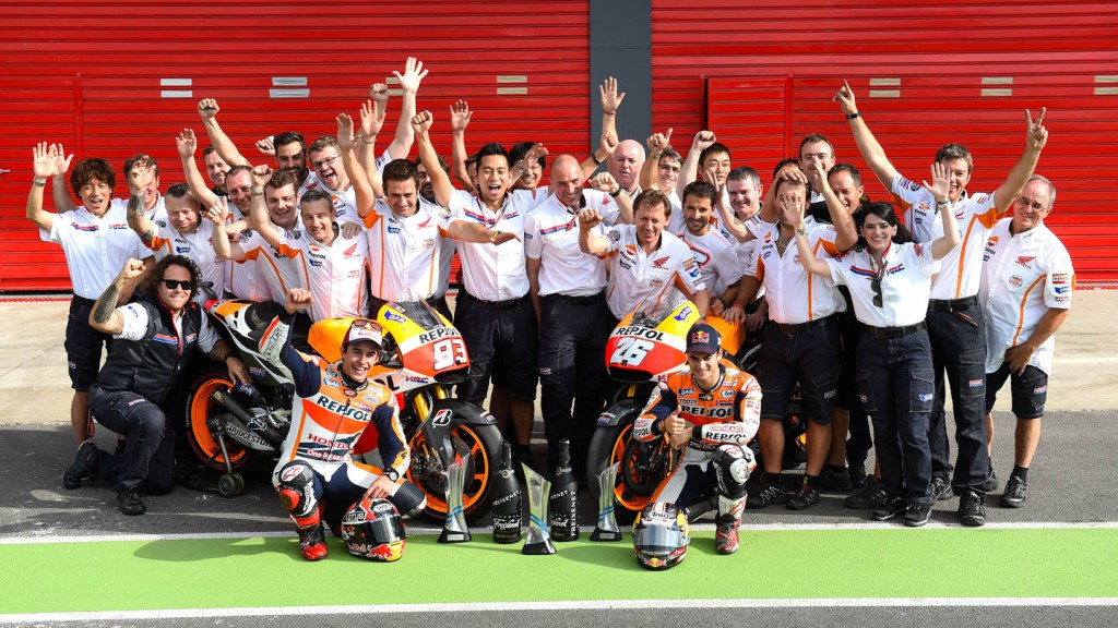 Repsol Honda Team, ARG, RACE © Copyright Milagro