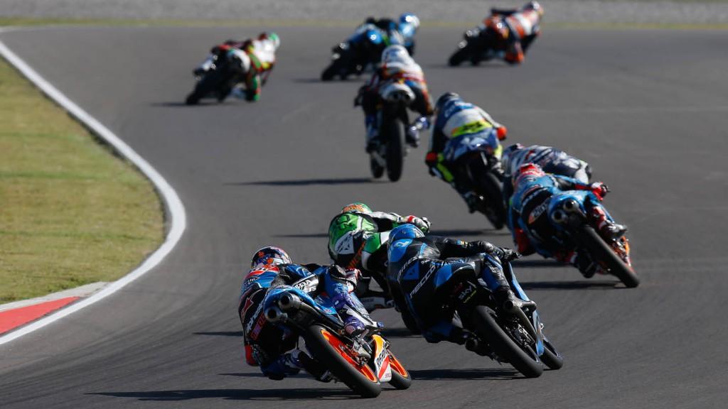 Moto3, ARG, RACE