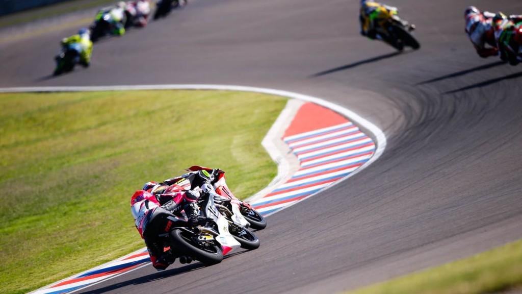 Moto3, ARG RACE
