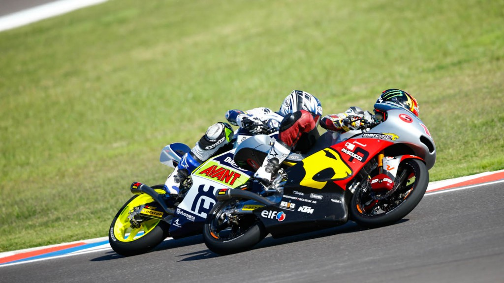Livio Loi, Marc VDS Racing Team, ARG RACE