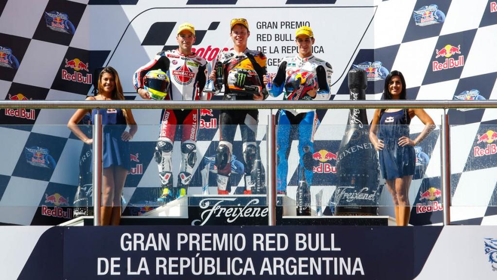 Moto2, ARG, RACE