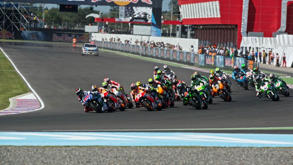 MotoGP, ARG, RACE
