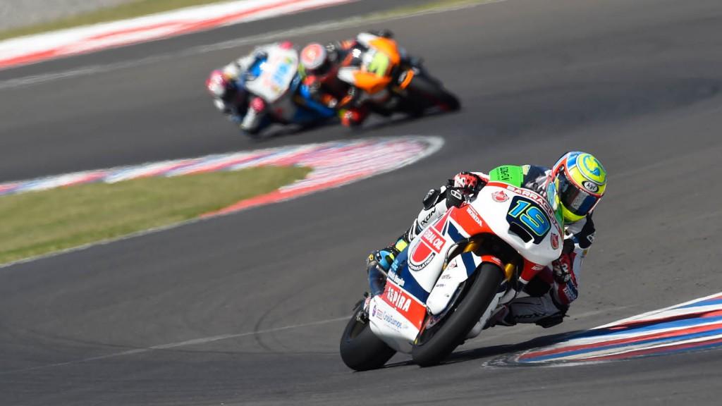 Xavier Simeon, Federal Oil Gresini Moto2, ARG RACE