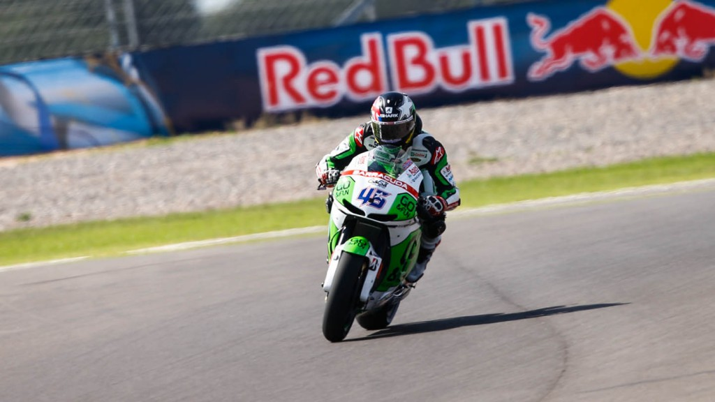 Scott Redding, GO&FUN Honda Gresini, ARG RACE