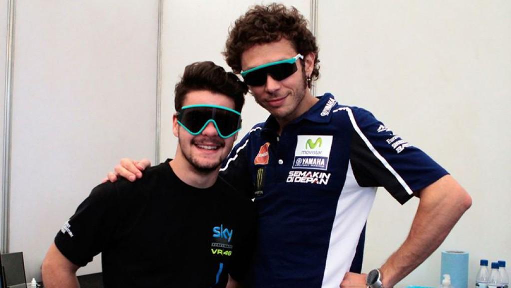 Romano Fenati, Valentino Rossi, Movistar Yamaha MotoGP, SKY Racing Team  VR46, ARG,