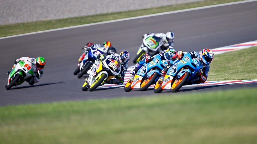 Moto3 Action
