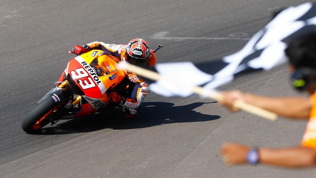 Marc Marquez, Repsol Honda Team, ARG, RACE