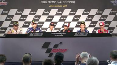 Gran Premio bwin de España: Pre-event Press Conference