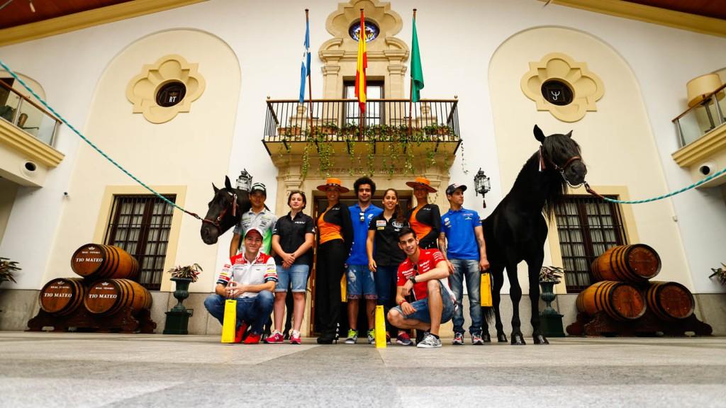Gran Premio bwin de España Pre Event