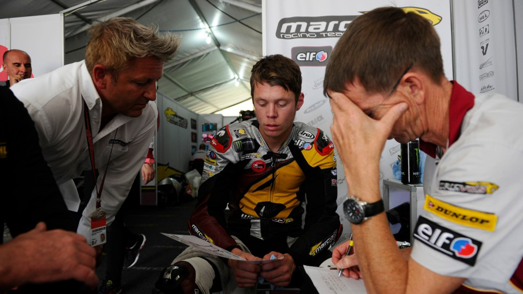 Esteve Rabat, Marc VDS Racing Team