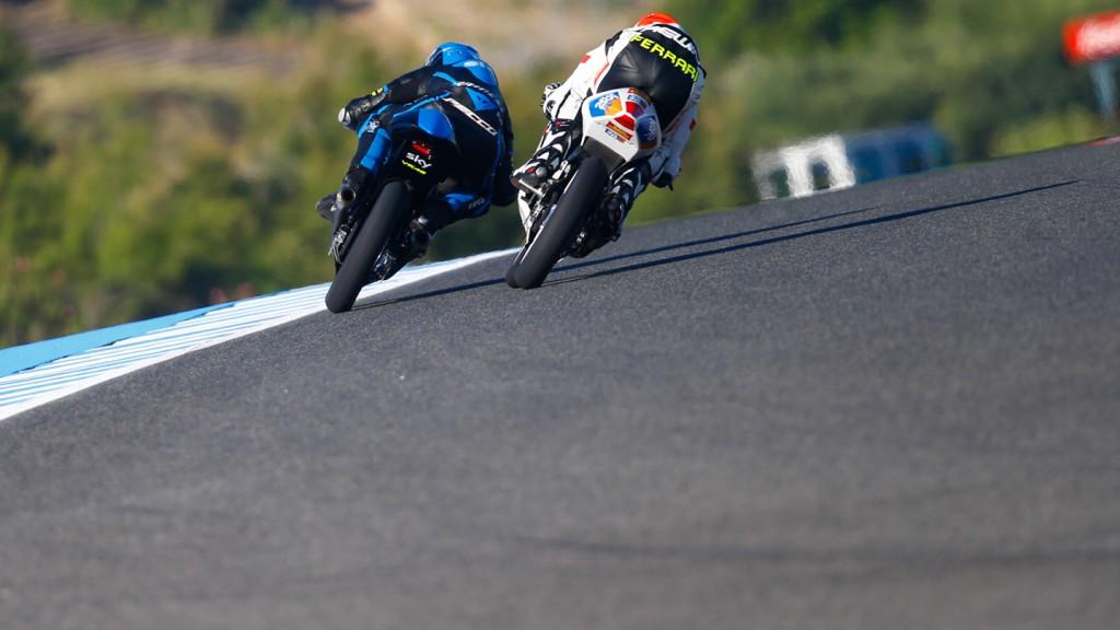 Francesco Bagnaia, Matteo Ferrari, San Carlo Team Italia, SKY Racing Team  VR46, SPA FP2