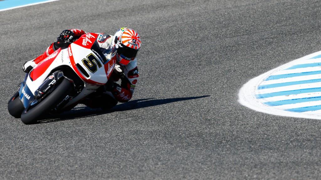 Johann Zarco, AirAsia Caterham Moto Racing, SPA, FP2