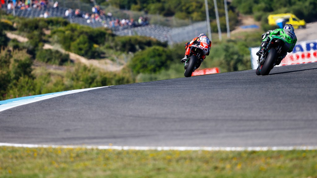 Stefan Bradl, LCR Honda MotoGP, SPA FP2