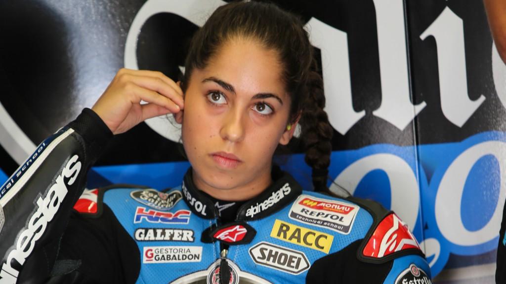 Maria Herrera, Estrella Galicia 0,0, SPA FP2