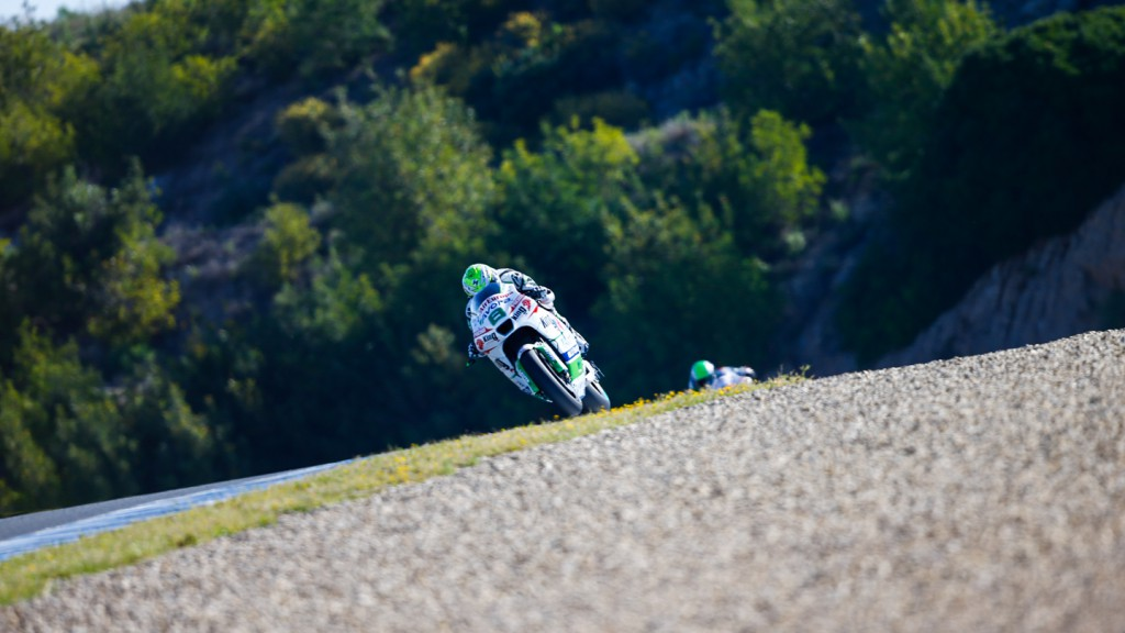Hector Barbera, Avintia Racing, SPA FP2
