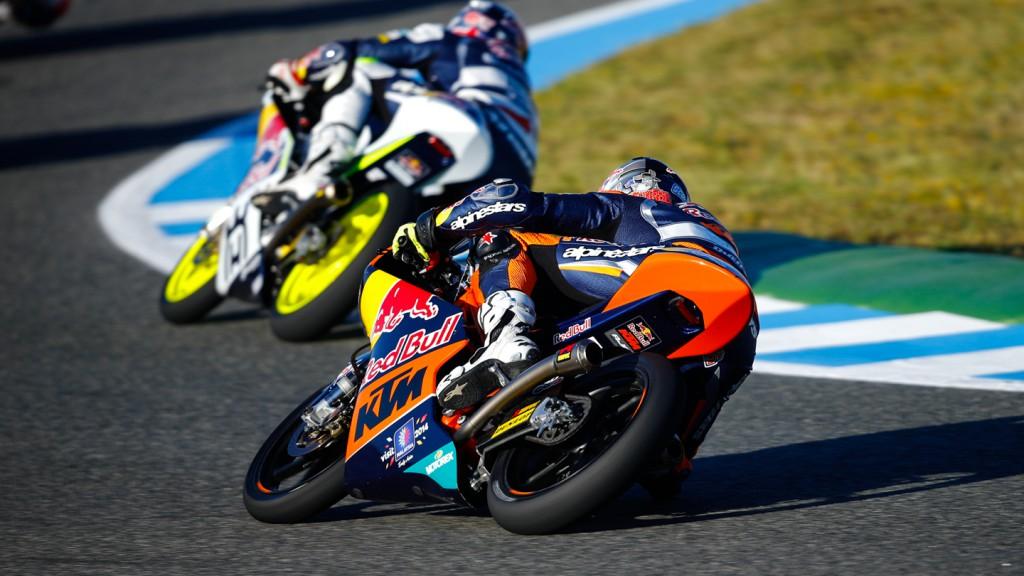 Jack Miller, Red Bull KTM Ajo, SPA FP2