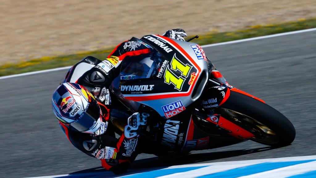 Sandro Cortese, Dynavolt Intact GP, SPA FP2