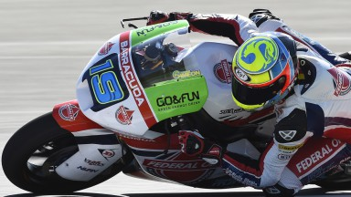 Xavier Simeon, Federal Oil Gresini Moto2, SPA FP2