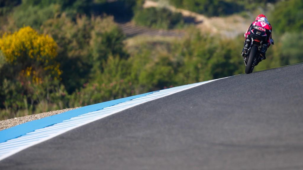 Ana Carrasco, RW Racing GP, SPA FP2