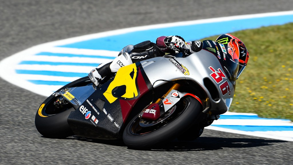 Mika Kallio, Marc VDS Racing Team, SPA FP2