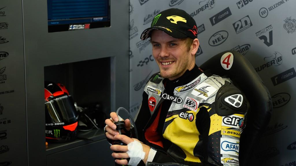 Mika Kallio, Marc VDS Racing Team, SPA FP2