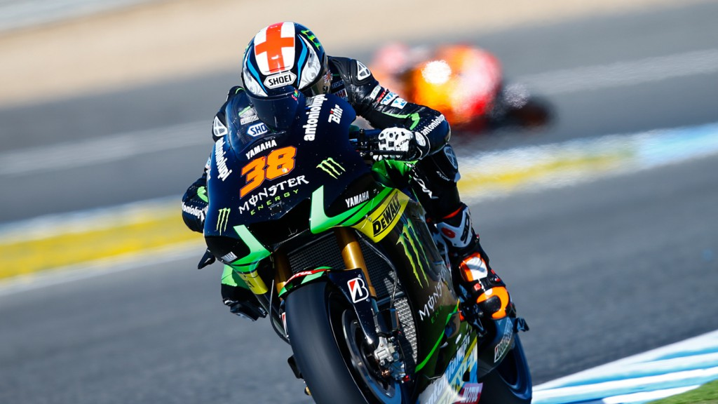 Bradley Smith, Monster Yamaha Tech 3, SPA FP2