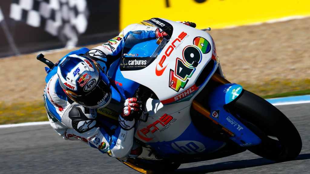 Maverick ViÑales, Pons HP 40, SPA FP2