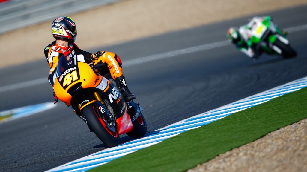 Aleix Espargaro, NGM Forward Racing, SPA FP2