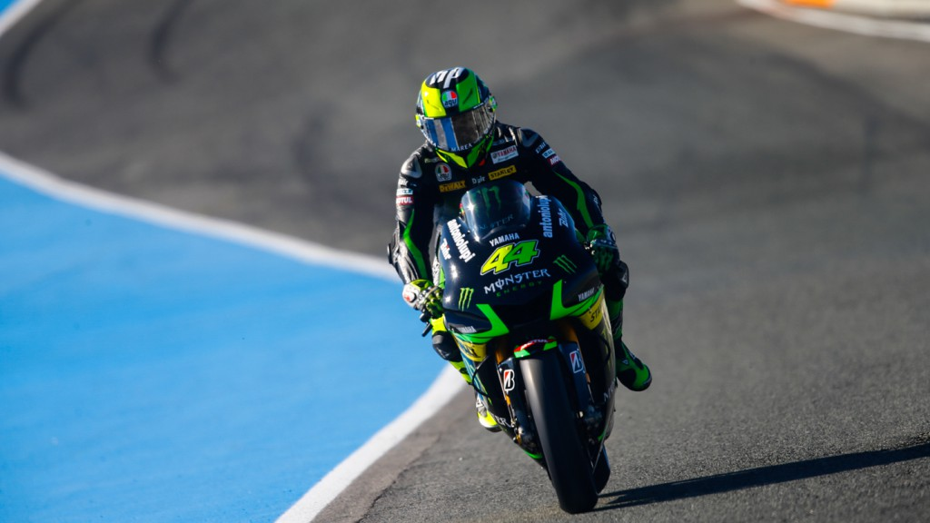 Pol Espargaro, Monster Yamaha Tech 3, SPA FP2