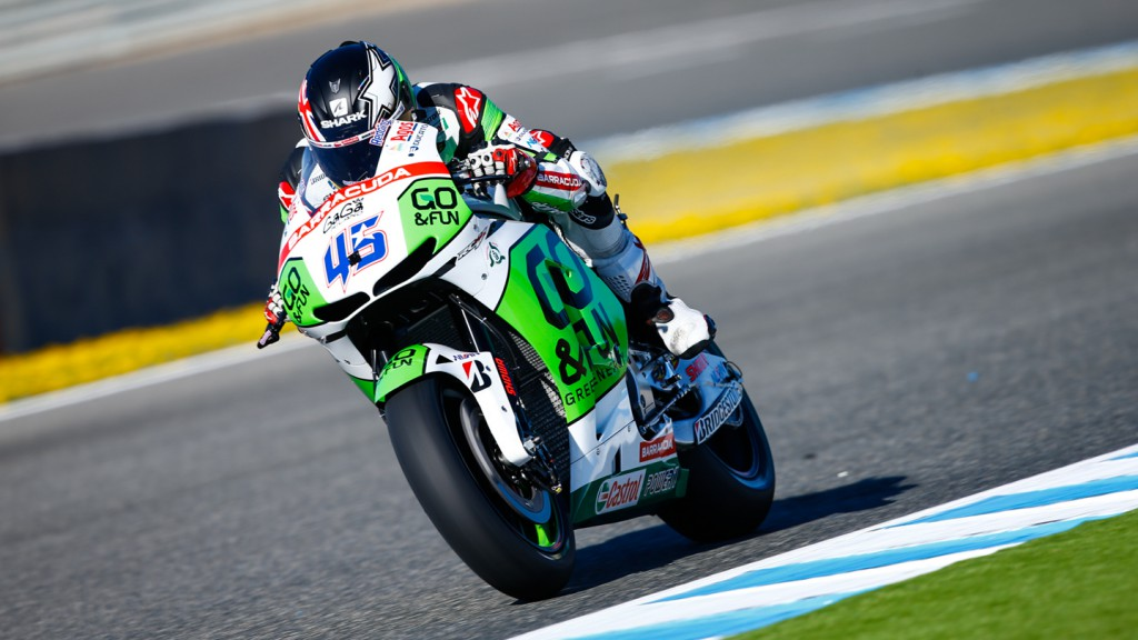 Scott Redding, GO&FUN Honda Gresini, SPA FP2
