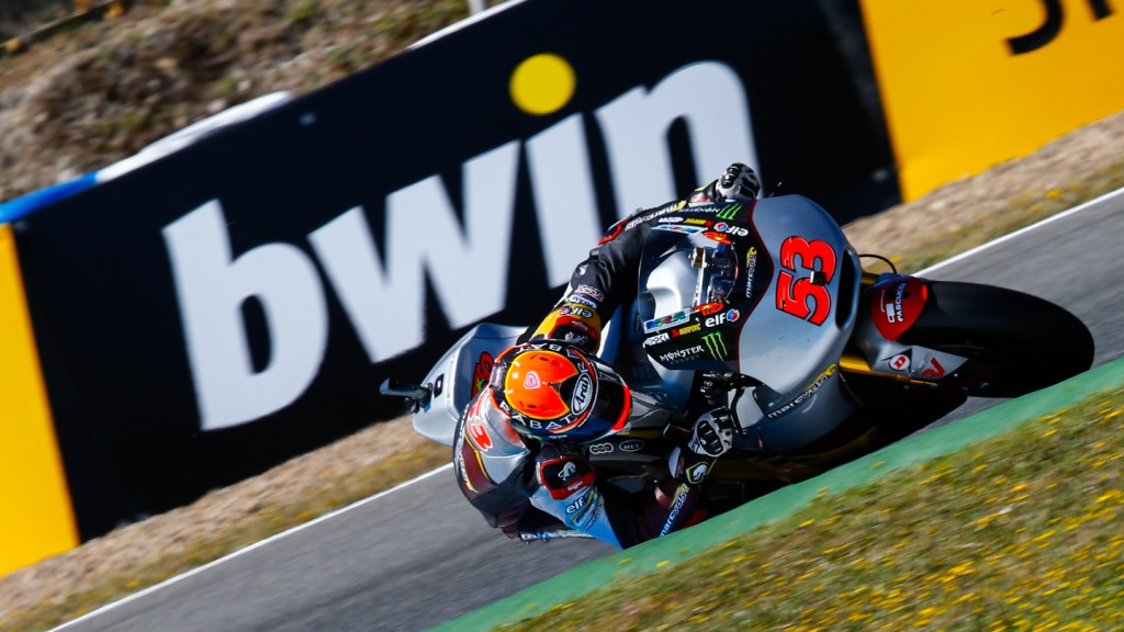 Esteve Rabat, Marc VDS Racing Team, SPA FP2