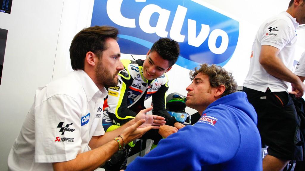 Eric Granado, Calvo Team, SPA FP2