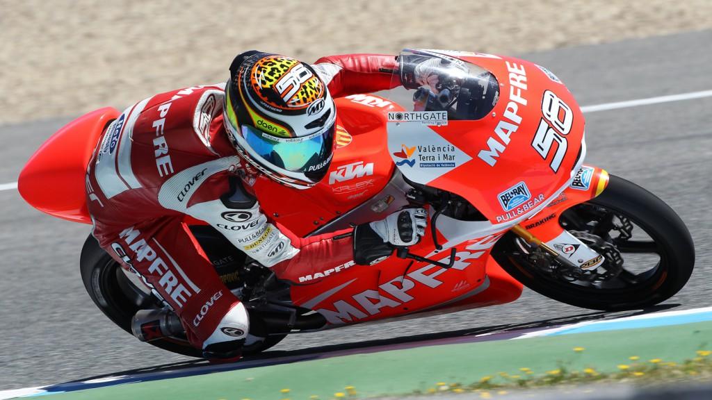 Juanfran Guevara, Mapfre Aspar Team Moto3, SPA FP2