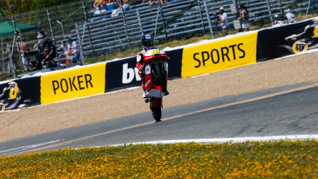 Arthur Sissis, Mahindra Racing, SPA FP2