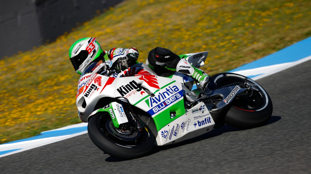 Mike Di Meglio, Avintia Racing, SPA FP2