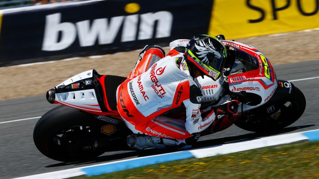 Yonny Hernandez, Pramac Racing, SPA FP2